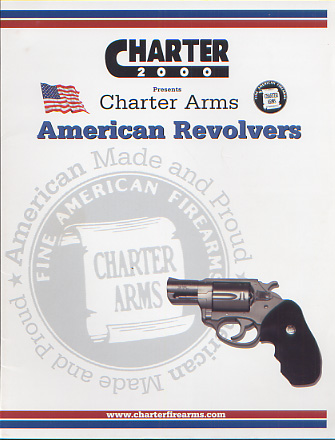 2003 Charter Arms Catalog