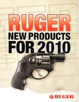 2010 Ruger New Products Catalog #2