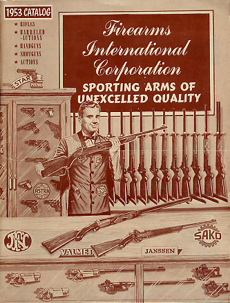 1953 Fireams International Catalog