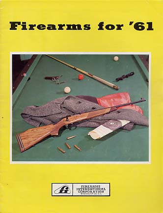 1961 Firearms International Corp. Catalog