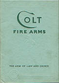 1941 Colt Firearms Catalog