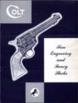 "1955 Colt ""Fine Engraving And Fancy Stocks"" Folder"