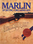 1975 Marlin Firearms Catalog