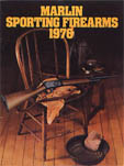 1976 Marlin Firearms Catalog