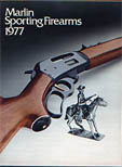 1977 Marlin Firearms Catalog