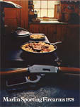 1978 Marlin Firearms Catalog