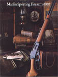 1982 Marlin Firearms Catalog
