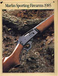 1985 Marlin Firearms Catalog