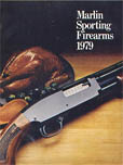 1979 Marlin Firearms Catalog