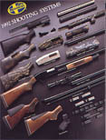 1992 Mossberg Firearms Catalog