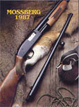 1987 Mossberg Firearms Catalog