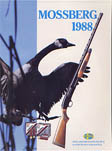 1988 Mossberg Firearms Catalog