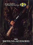 1991 Mossberg Firearms Catalog