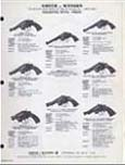 1973 Smith & Wesson Price List