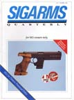 1995 Sigarms Quarterly Magazine