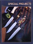 2001 Cold Steel Catalog