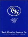 1980 Total Shooting Systems Archery Catalog