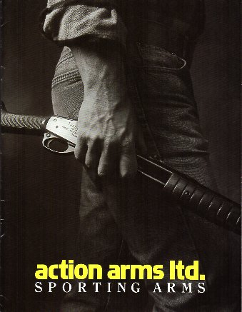 1989 Action Arms Catalog