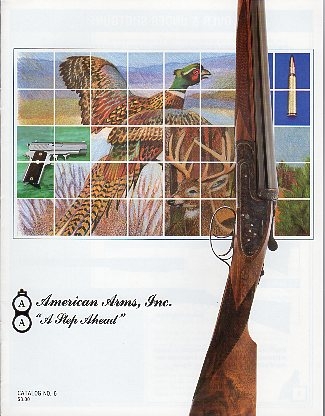 1989 American Arms Catalog