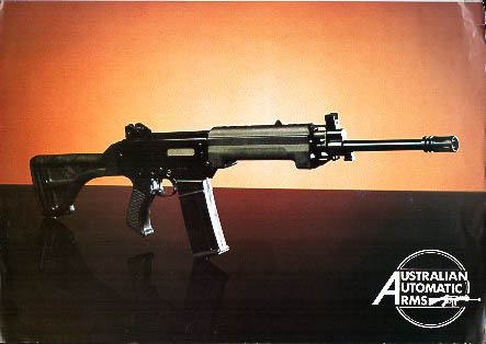 1988 Australian Automatic Arms Catalog