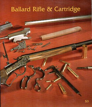 1999 Ballard Rifle & Cartridge Co. Catalog