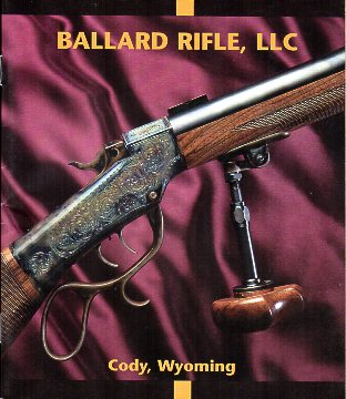 2001 Ballard Rifle, LLC Catalog