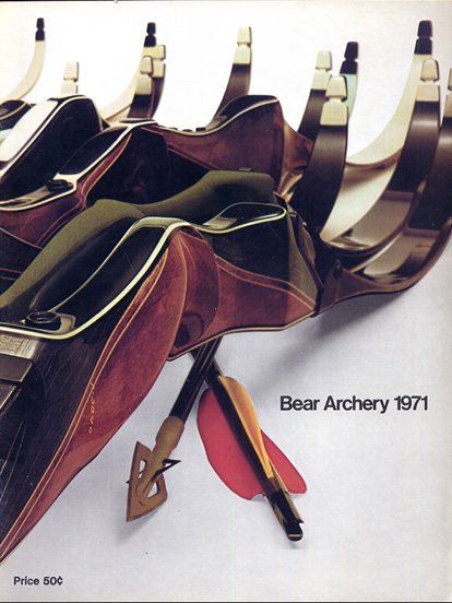 1971 Bear Archery Catalog