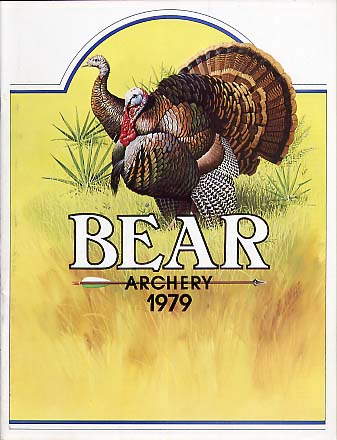 1979 Bear Archery Catalog