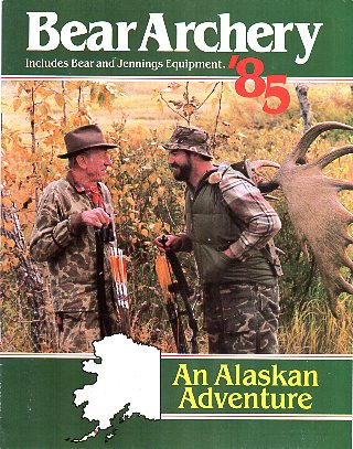 1985 Bear/Jennings Archery Catalog