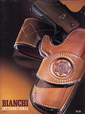 Holster / Leather Catalogs, Vintage Gun Catalogs