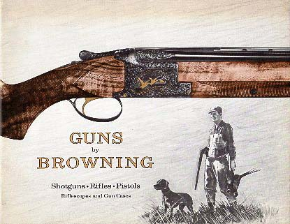 1963 Guns by Browning Catalog