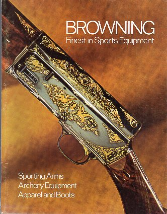 1971 Browning Catalog
