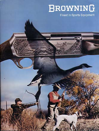 1972 Browning Catalog