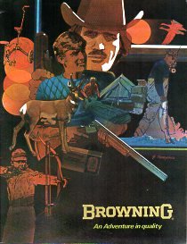 1974 Browning Catalog Pkg