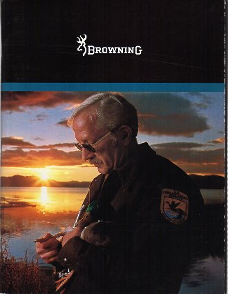1982 Browning Catalog