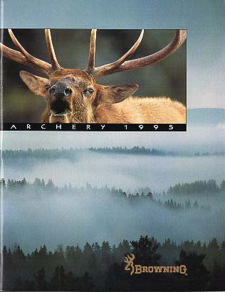 1995 Browning Archery Catalog