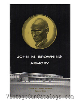 1959 John M. Browning Armory Booklet