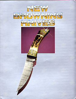1980 Browning Knives Catalog