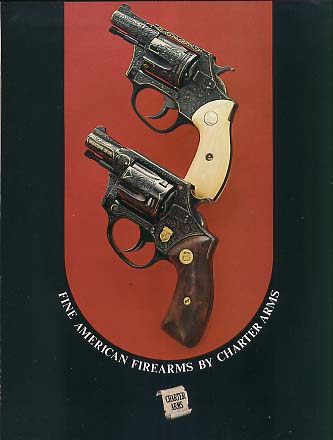 1976 Charter Arms Catalog