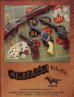 1996 Cimarron F. A. Co. Catalog