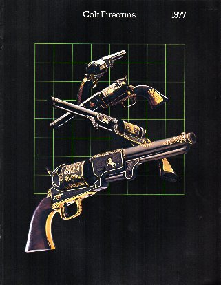 1977 Colt Firearms Catalog