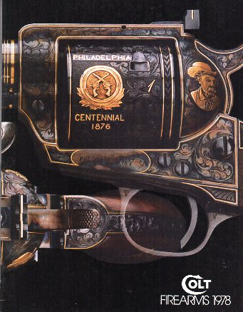 1978 Colt Firearms Catalog