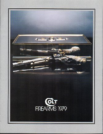1979 Colt Firearms Catalog