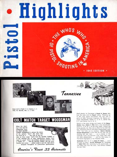 1942 Edition Colt Pistol Highlights