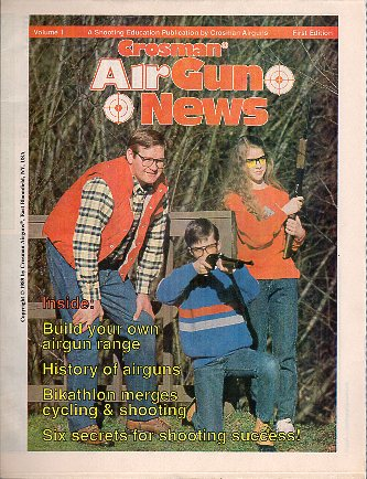 1989 Crosman Airgun News Vol.1