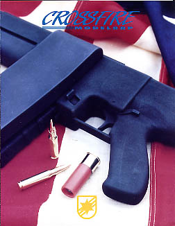 1989 S.S.A. Mfg./Crossfire Catalog