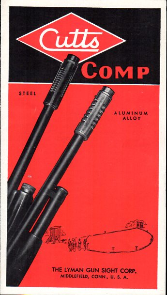 1952 Cutts Comp Brochure
