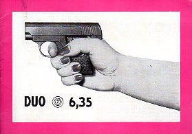 1950's Duo Pistol Manual