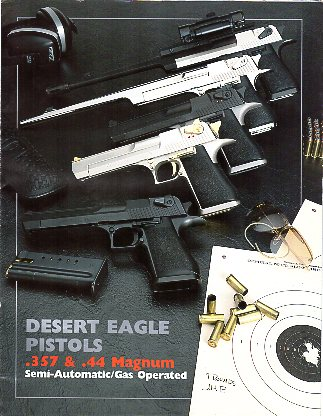 1987 Desert Eagle Catalog /Early