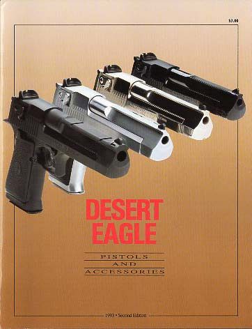 1993-Second Edition Magnum Research/Desert Eagle Catalog